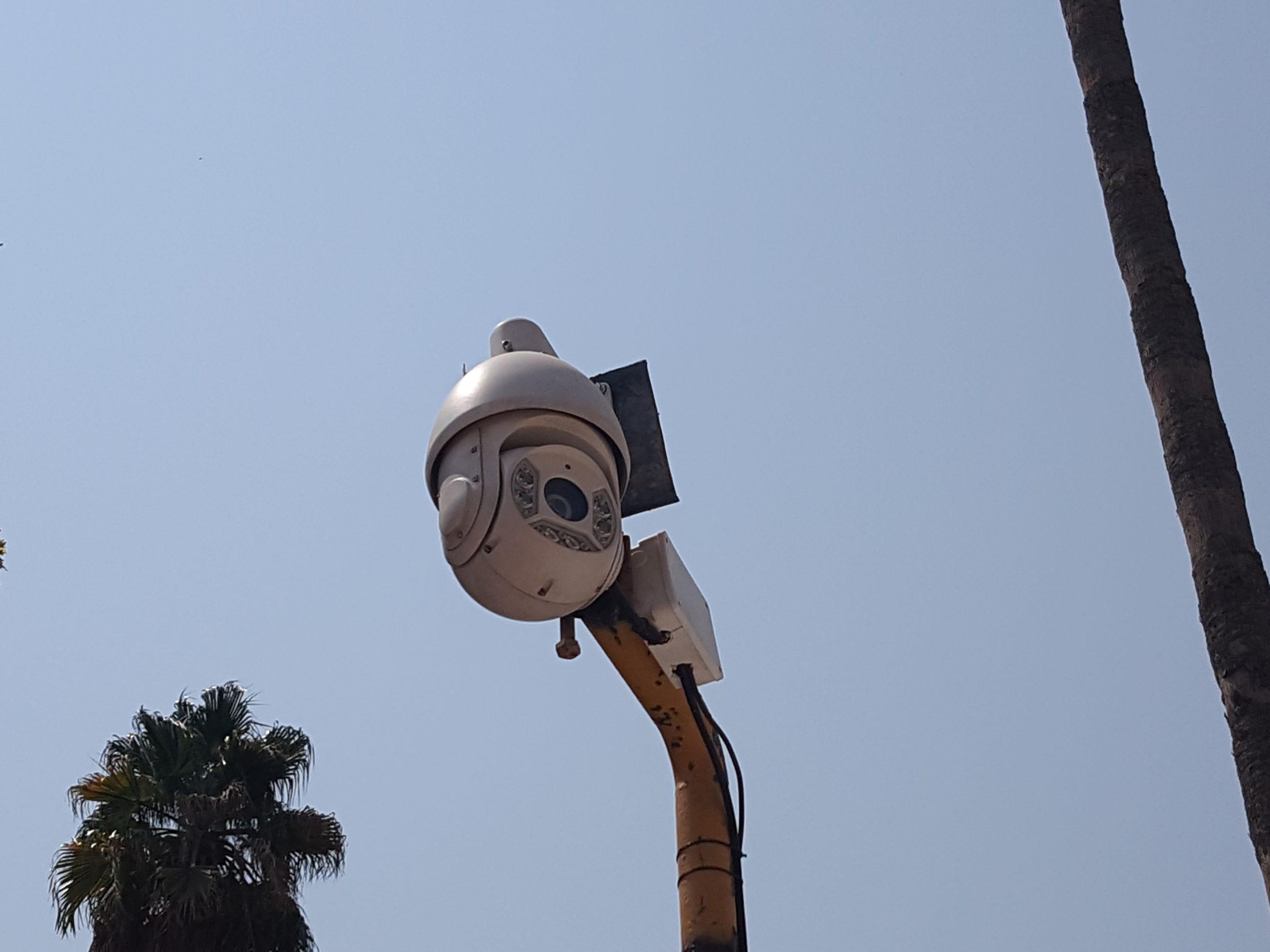 خدمات نصب دوربین مداربسته