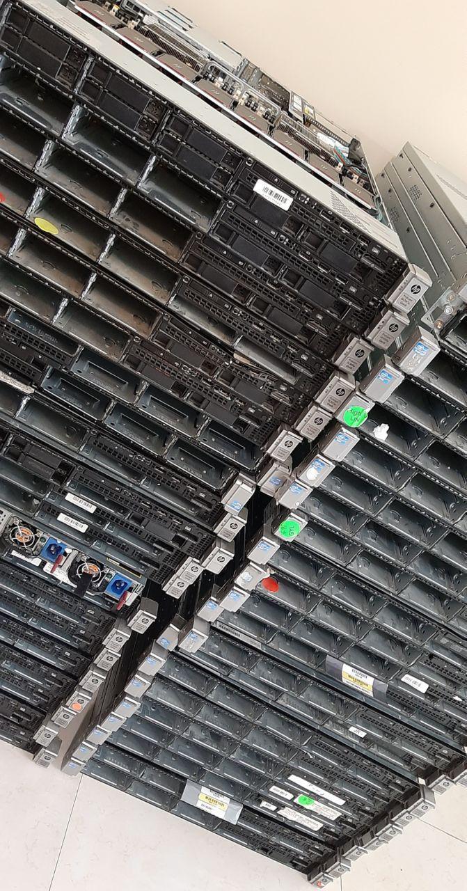 فروش انواع سرور و قطعات سرور و شبکه