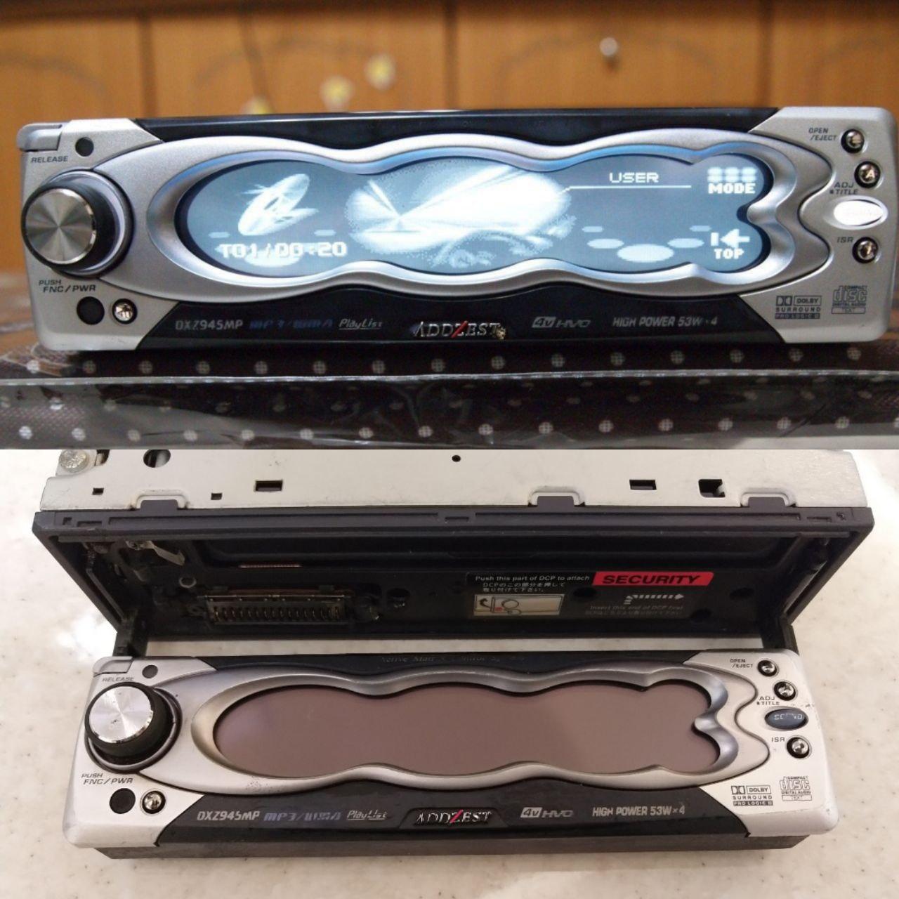 تعمیرات انواع رادیو پخش مولتی مدیا مانیتور وساعت