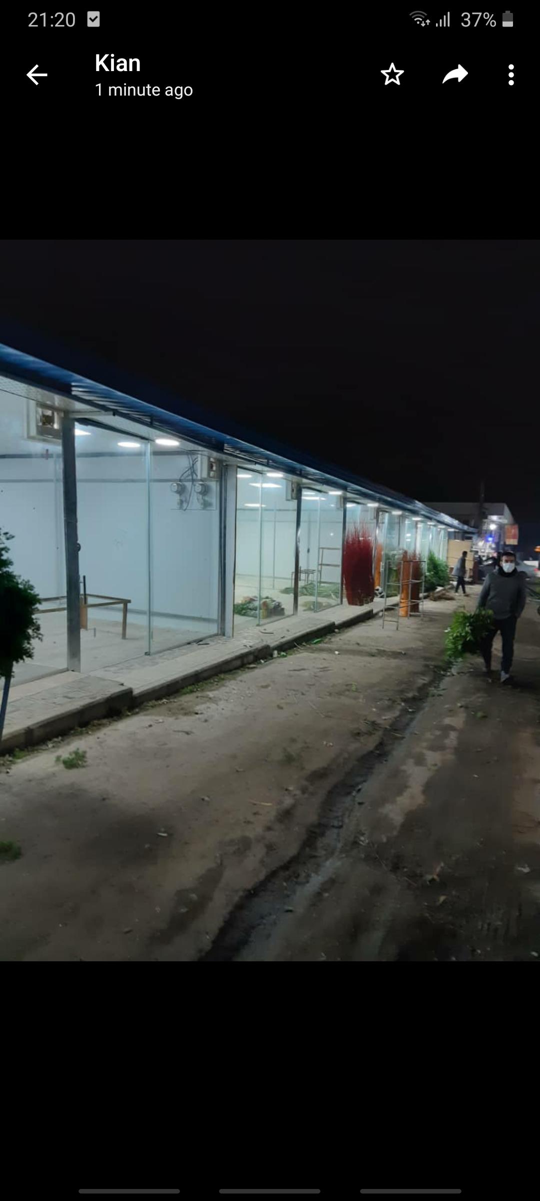 اجاره غرفه گل در بازار گل امام رضا