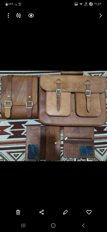 کیف مردانه و زنانه چرم اصل شتر