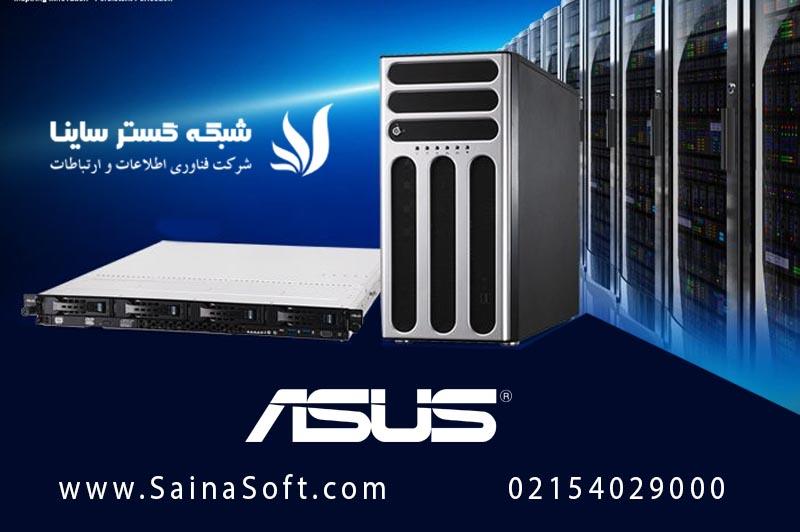 نمایندگی سرور های Asus