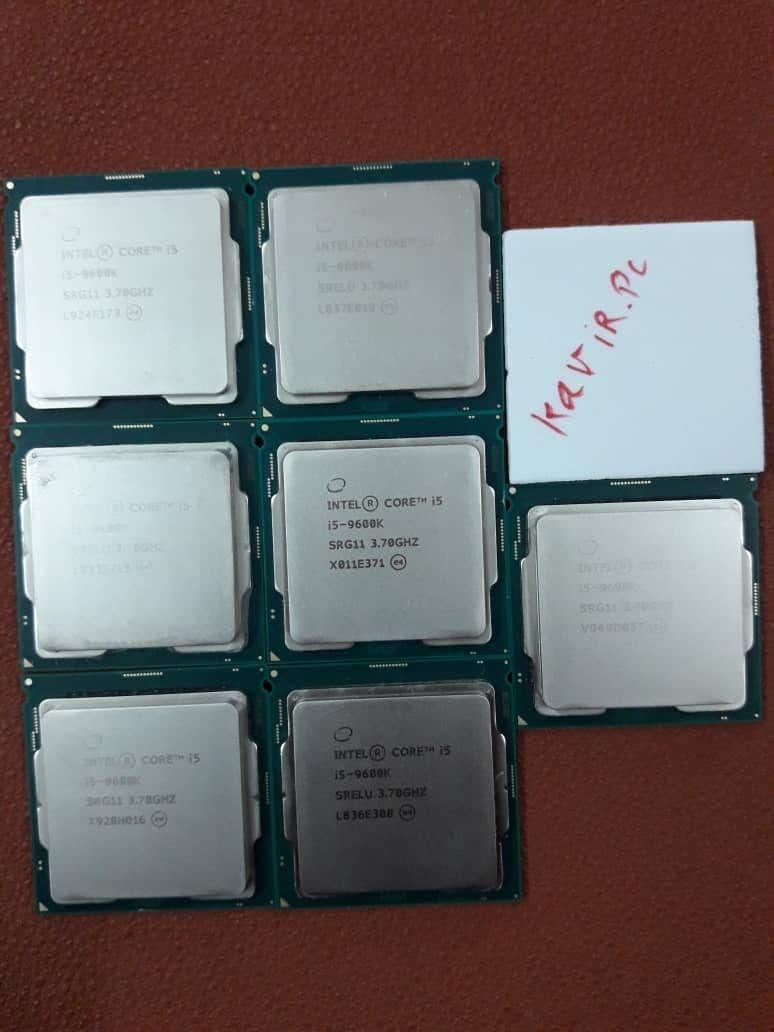 فروش و واردات مستقیم سی پی یو تری اینتل Cpu Try Intel