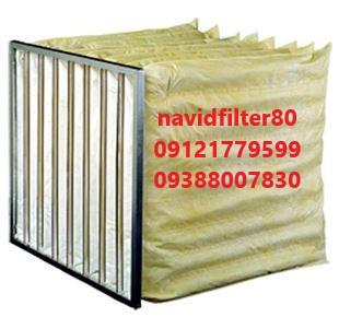 فیلتر کیسه ای#Bag Filter