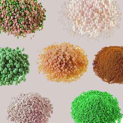 انواع کودهای شیمیایی