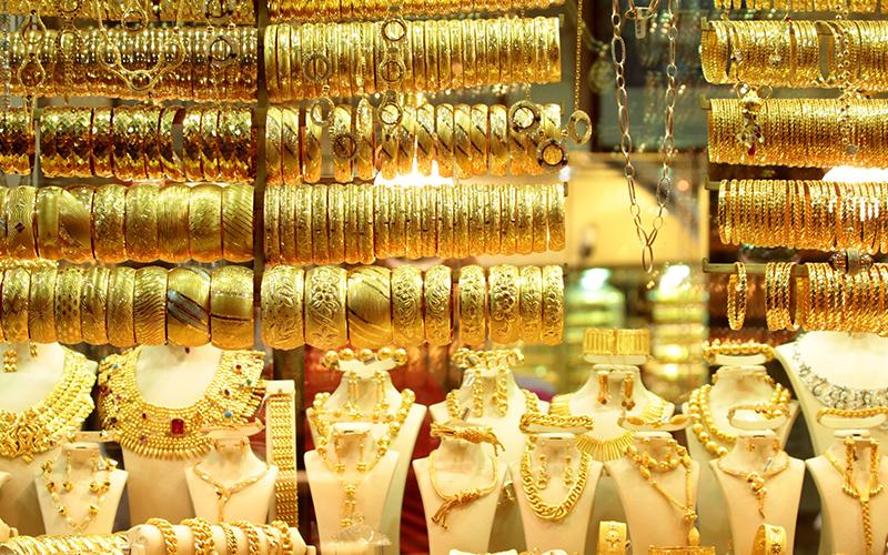 پرداخت وام طلا در طلافروشی